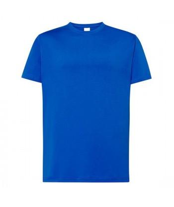 Kortærmet Herre T-shirt -...
