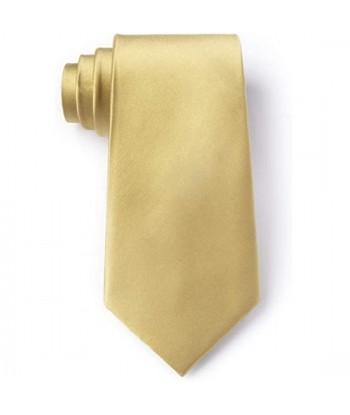 8 cm Guld Slips - Ens Farvet
