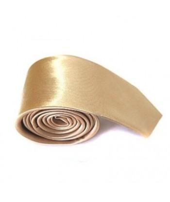5 cm Guld Slips - Ens Farvet