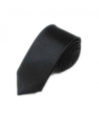 5 cm Sort Slips - Ens Farvet