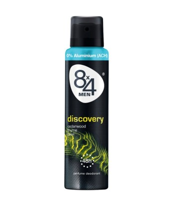 8X4 Men Discovery Spray...