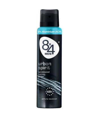 8X4 Men Urban Spirit Spray...