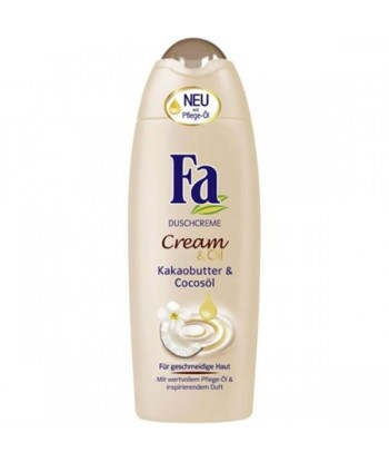 FA Cream & Oil Body Shampoo